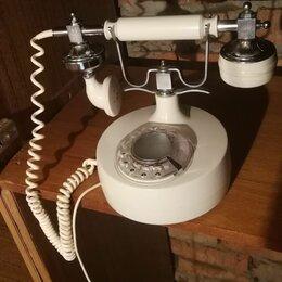 Проводные телефоны - Телефонный аппарат та-1165 стелла, 0