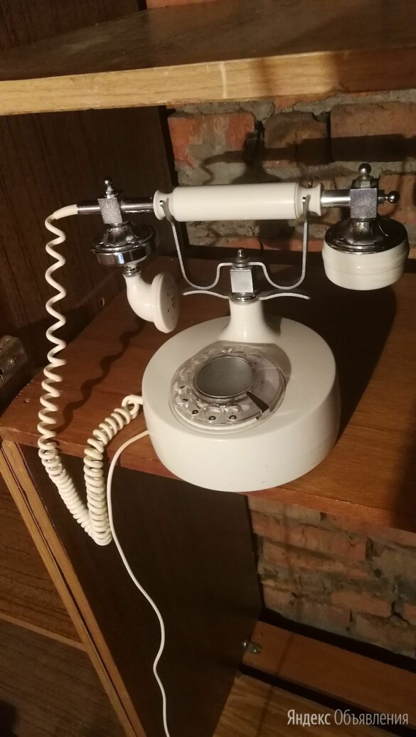 Телефонный аппарат та-1165 стелла по цене 3000₽ - Проводные телефоны, фото 0