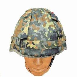 Спортивная защита - Чехол на шлем Flecktarn, 0