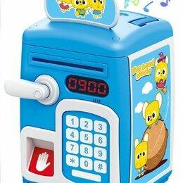 Хранение игрушек - Детская Сейф-копилка с купюроприёмником, 0