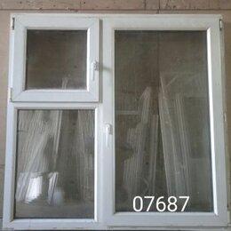Окна - Пластиковое окно (б/у) 1430(в)х1460(ш), 0