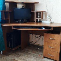 Столы и столики - Стол компьютерный 140 на 80, 0