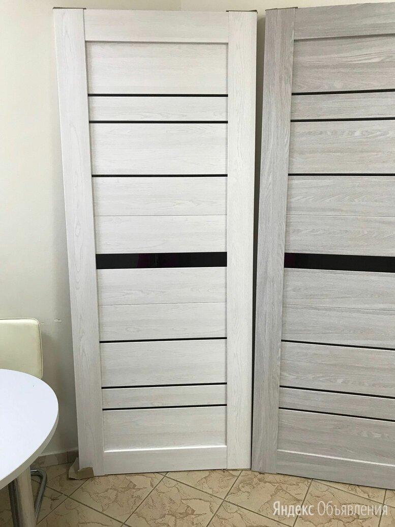 межкомнатные царговые двери покрытие экошпон по цене 3900₽ - Межкомнатные двери, фото 0