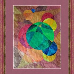 Картины, постеры, гобелены, панно - Картина Парад планет, 0