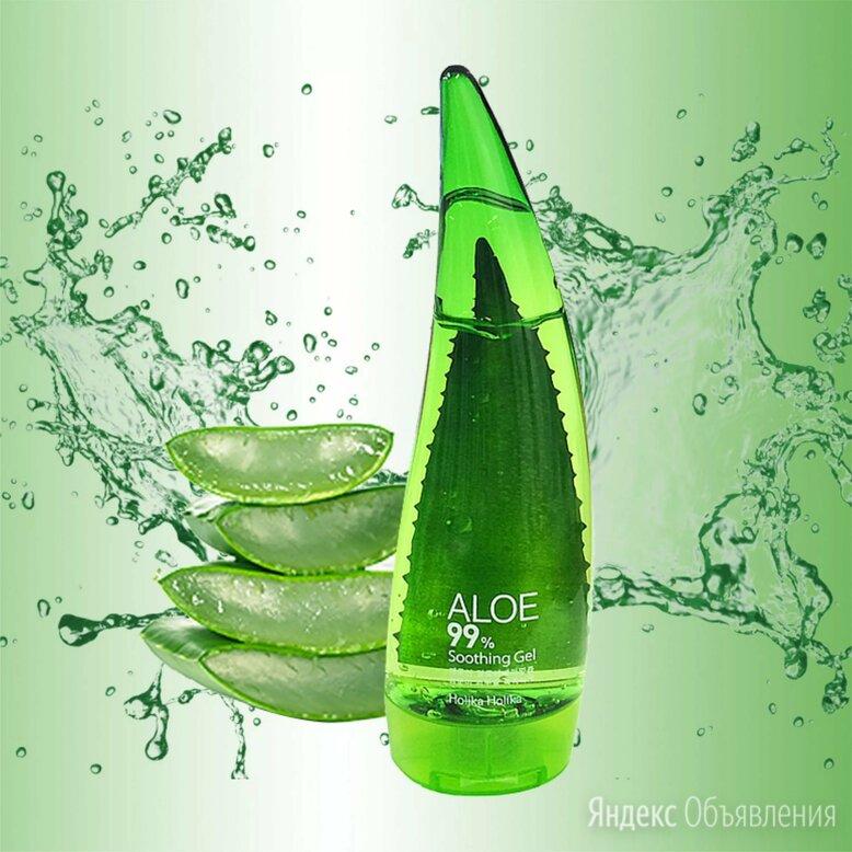 Успокаивающий гель с алоэ Holika Aloe 99% Soothing Gel 250мл по цене 600₽ - Увлажнение и питание, фото 0