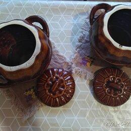 Декоративная посуда - Глиняный горшок , 0