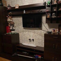 Шкафы, стенки, гарнитуры - Стенка в гостиную. Цвет венге , 0