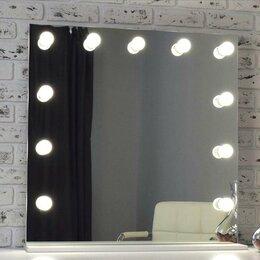 Мебель - Зеркало гримерное 70x100, 0