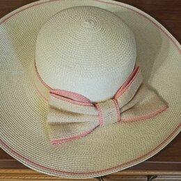 Головные уборы - шляпа пляжная, 0