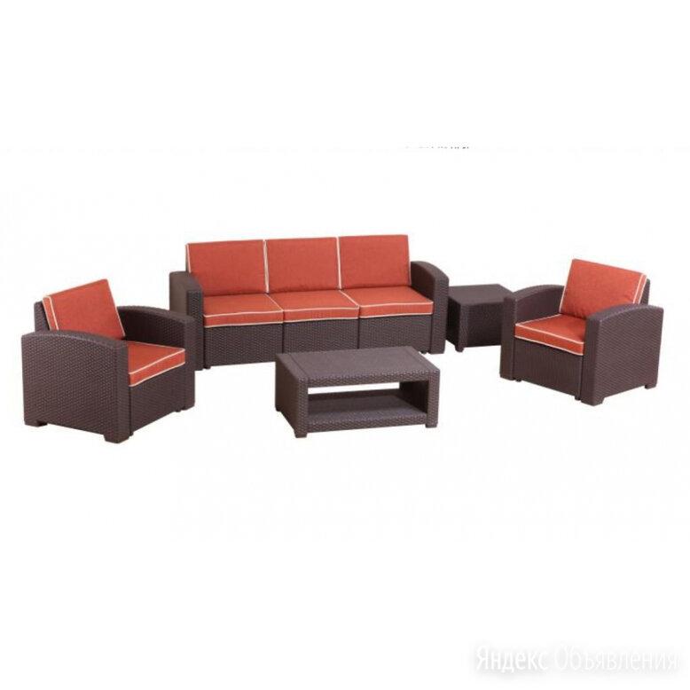 Комплект мебели B:rattan венге по цене 59000₽ - Мебель для кухни, фото 0