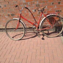 Велосипеды - Велосипед пвз дамский, 0