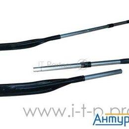 Аксессуары  - Весло алюминиевое 2-частное 148см (лопасть длиная, под поворотную уключину) (..., 0