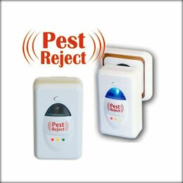 Отпугиватели и ловушки для птиц и грызунов - Ультразвуковой отпугиватель грызунов и насекомых Pest Reject, 0
