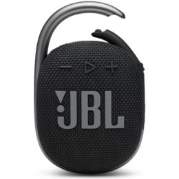 Портативная акустика - Портативная колонка JBL Clip 4 / Black, 0