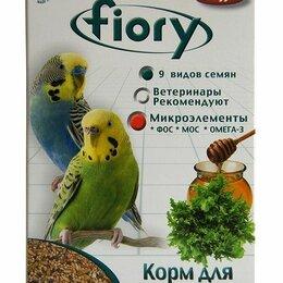 Корма - FIORY д/волн.попугаев 1кг Pappagallini 06020, 0