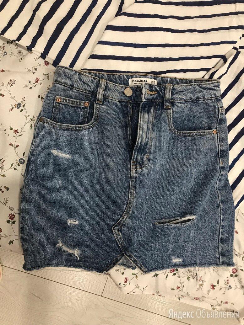 Джинсовая юбка по цене 500₽ - Юбки, фото 0