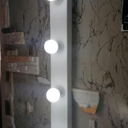 Бра и настенные светильники - Настенные деревянные светильники в стиле Лофт, 0