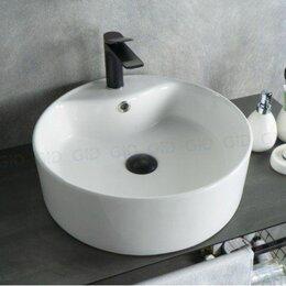 Раковины, пьедесталы - Раковина ceramalux накладная n 9442, белый, 0