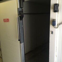 Запчасти и расходные материалы - Дверь для холодильной камеры 1100х2000h б.у, 0
