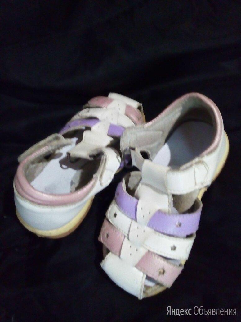 Сандалии для девочек по цене 500₽ - Босоножки, сандалии, фото 0