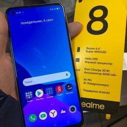Мобильные телефоны - Realme 8 128 gb , 0