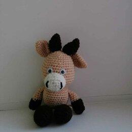 Мягкие игрушки - Вязанные игрушки для детей и декора. , 0