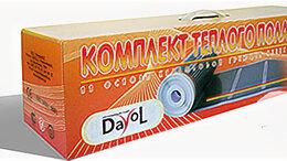 Электрический теплый пол и терморегуляторы - Комплект пленочного теплого пола  DAYOL 4 кв.…, 0