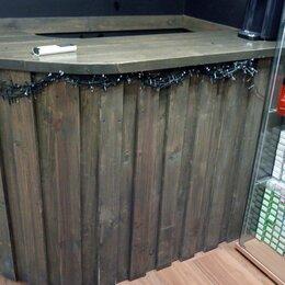 Мебель для учреждений - Стойка администратора (стол, ресепшн) б.у., 0