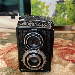 Пленочные фотоаппараты - Двухобъективный фотоаппарат ссср любитель 2, 0