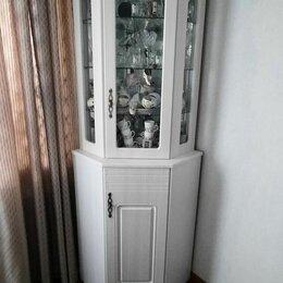 Шкафы, стенки, гарнитуры - Продам угловой шкаф- витрину, 0