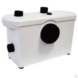 Насосы и комплектующие - Канализационная установка AquaTIM AM-STP-600 (600 Вт) , 0
