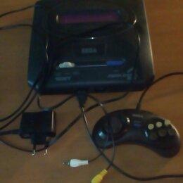 Игровые приставки - Приставка Sega много игр, 0
