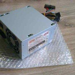 Блоки питания - Компьютерный блок питания Fox ATX-450W, 0