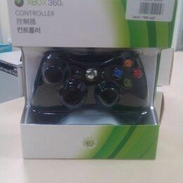 Рули, джойстики, геймпады - Геймпад xbox 360 USB 14кн USB 2м Черный., 0