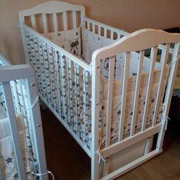 Кроватки - Кроватки детские с маятником, 0