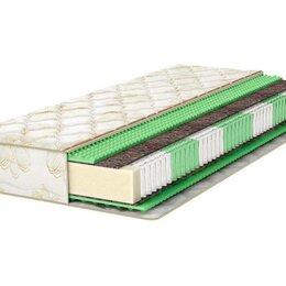 Массажные матрасы и подушки - Матрас аскона fitness Liga 110x160 ортопедический пружинный, 0