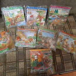 Журналы и газеты - Журнал с игрушками животные леса издательство deagostini, 0