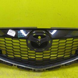 Кузовные запчасти - Решетка радиатора Mazda CX-5 1 (11-14) KD4550710D, 0