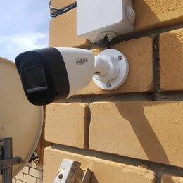 Камеры видеонаблюдения - Монтаж видеокамеры уличной, 0