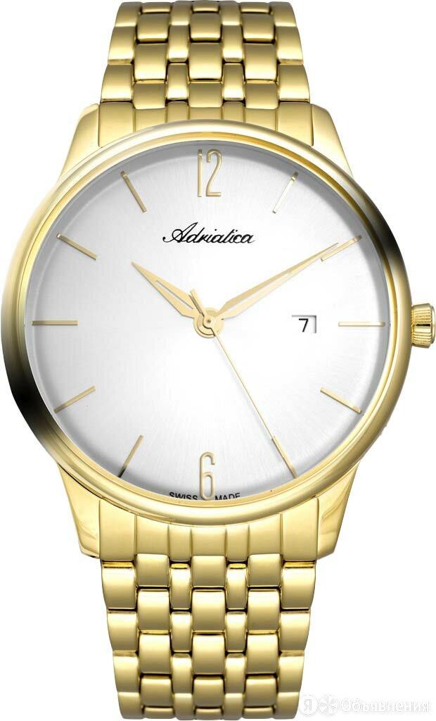 Наручные часы Adriatica A8269.1153Q по цене 16900₽ - Наручные часы, фото 0