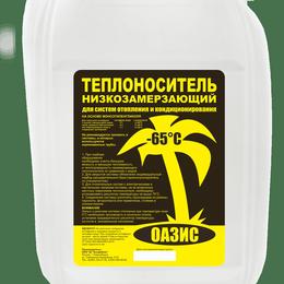Теплоноситель - АльфаХим Теплоноситель Оазис 65 20 кг этиленгликоль, 0