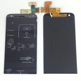 Дисплеи и тачскрины - Дисплей для LG G5 / G5 SE (H845) черный, 0