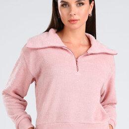 Толстовки - Джемпер 1126 VIOLA розовый Модель: 1126, 0