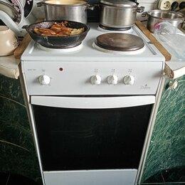 Плиты и варочные панели - Элекроплита Дарина, 0