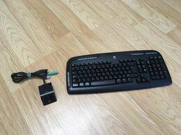 Клавиатуры - Клавиатура беспроводная Logitech EX110, 0