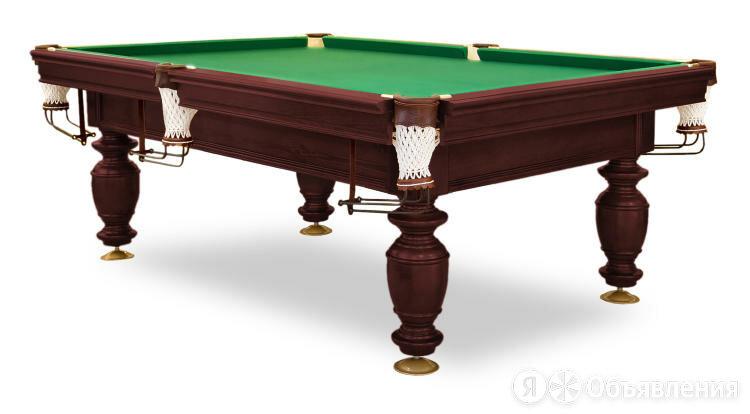 Бильярдный стол Weekend Нортон для русского бильярда 8 футов по цене 98730₽ - Столы, фото 0