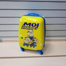 Чемоданы - Детский чемодан на колёсиках , 0