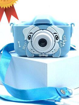 Фотоаппараты - Детский цифровой фотоаппарат собачка, 0