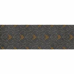 Керамическая плитка - Декор Silvia black 02 30x90 (5шт), 0