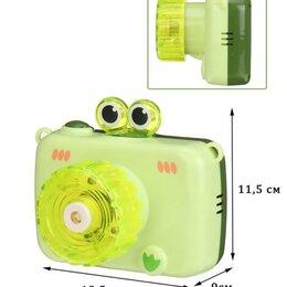 Мыльные пузыри - Генератор мыльных пузырей Camera Bubble Machine, зеленый, 0